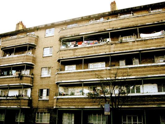 Sans titre - Londres - 2005 - © Francois Saint Leger