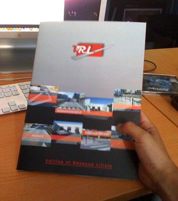 Plaquette Commerciale VRL