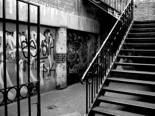 Sans titre - Londres - 2004 - © Francois Saint Leger