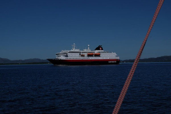 Hurtigrutenschiff (Polarlys und Nordlys)