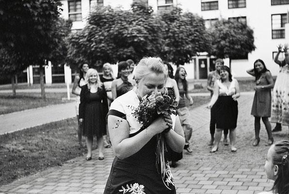 Serie Hochzeit I Analog I 50mm