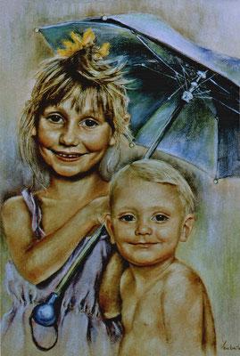 Die Kinder von Herrn Braun (Wrigley's)