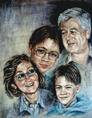 Familie Steindl - Sommerrodelbahn Blomberg