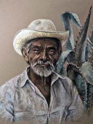 Pedro, der Mezcalbrenner_Mexiko