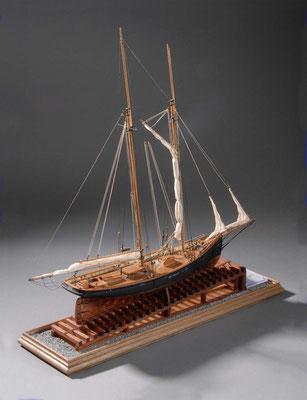 36-44 ファントム PHANTOM  1869年  イギリス  1/72 自作 Scratchbuilt  浅川英明 Hideaki Asakawa