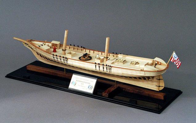 31-48 ジェフアーソン・デービス JEFFERSON DAVIS  1853 アメリカ  1/54 ブルージヤケット社  Don Dressel