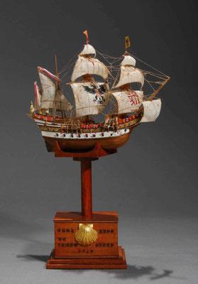 32-46 サンチャゴ・デ・コンポステラ SANTIAGO DE COMPOSTELA  年代:  1540年  製作者:   大島増次  製作期間: 5年