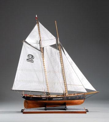 34-42 ファントムのボート PHANTOM Boat  国 籍    nationality     アメリカ 建造年    age     1868  縮 尺    scale    1/48 製作方法  scratchbuilt     自作 製 作: 瓜生 法男  Norio Uryu