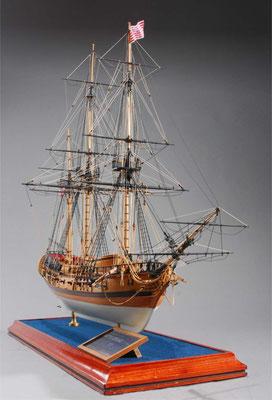 16 ラトルスネーク RATTLESNAKE  年代:    1780年  製作者:   土屋勝司  製作期間:1年