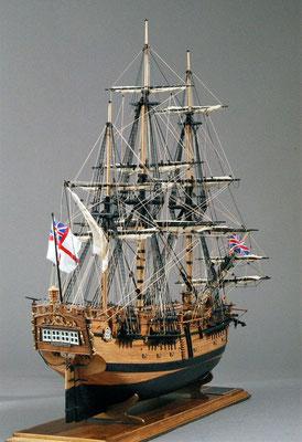 31-53  エンデバ ー ENDEAVOUR 1762年 イギリス  1/60   コーレル社 泉 邦幸 Kuniyuki Izumi