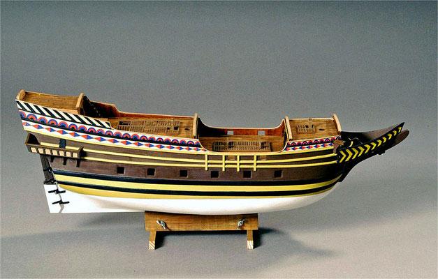 31-03 ローテル・ルーヴェ ROTER LOWE  1597年 ブランデンブルグ  1/55  マモリ社 赤股 清 Kiyoshi Akamata