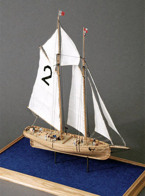 31-39  ファントム PHANTOM  1869年 アメリカ  1/96  スクラッチビルト 岩本和明 Kazuaki Iwamoto