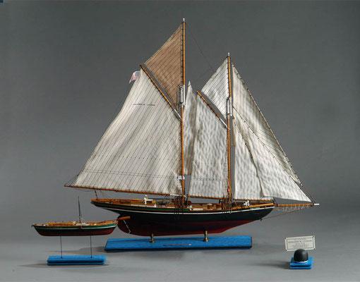 30-40 ベンジャミンW.ラサム    BEJAMIN W.LATHAM 1902 アメリカ  1/48 モデルシップウエイ社  橋原 宗重