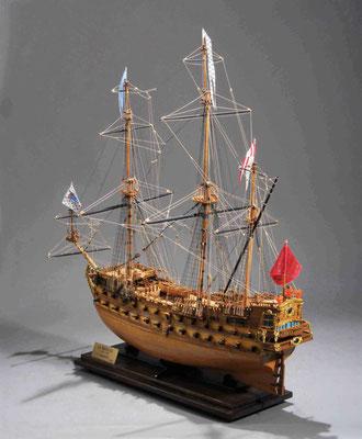 32-51 ル・ミラージュ MIRAGE  年代:    1675年  製作者:  高橋和夫  製作期間:2年