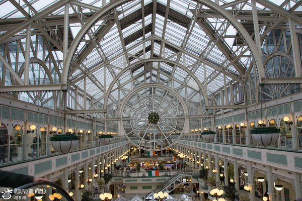 st stephen's green shopping centre| Aroundtheworldstepbystep.com