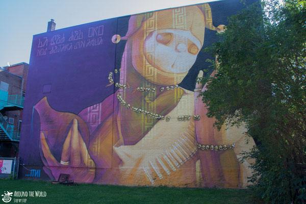 Street Art Montreal|aroundtheworldstepbystep.com