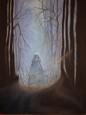 Lady in the Wood