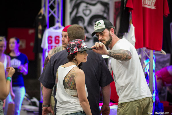 Tattoo Convention Berlin 2014