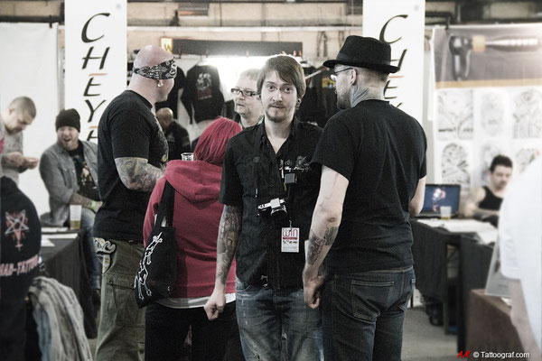 Tattoo Convention Berlin 2012