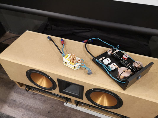 Klipsch RF-7 MKII Center Custom Neubau