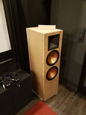 Klipsch RF-7 MKII authentic cinema Edition