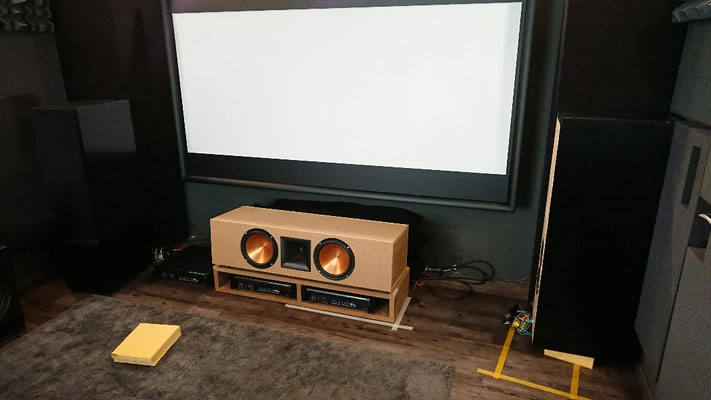 Klipsch RF-7 MKII Center authentic cinema Edition