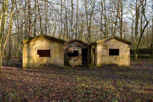 Le camp Marguerre - Meuse