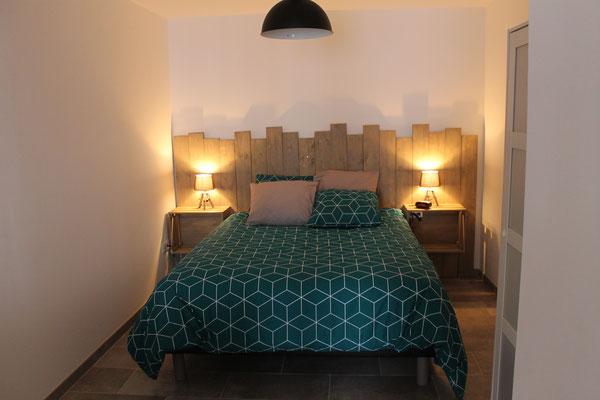 Chambre - Location de vacances en Meuse