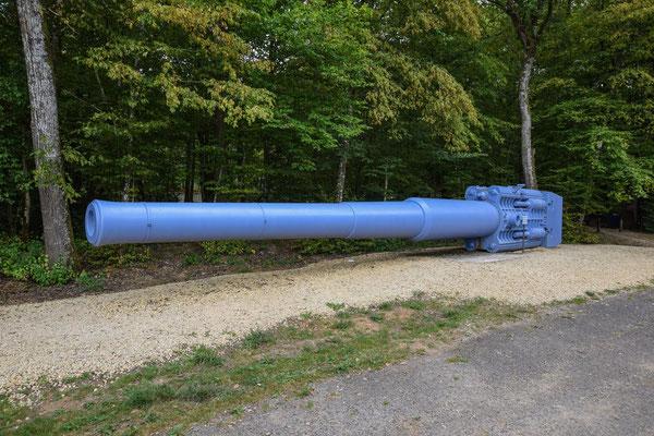 Le canon de Duzey
