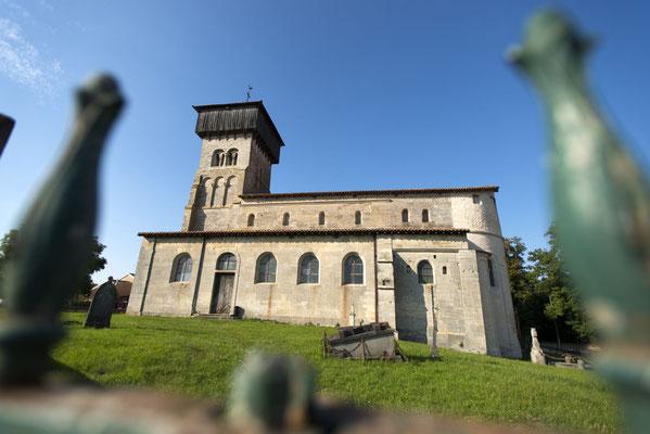 Eglise Dugny - Guillaume Ramon