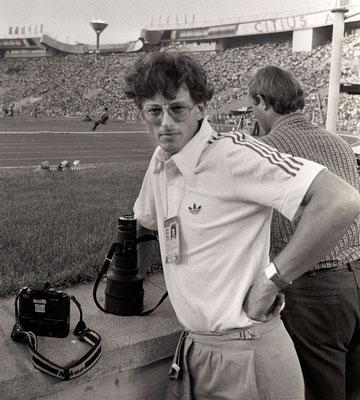 Olympische Spiele 1980 in Moskau, die Ersten