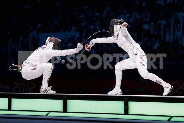 Sportfoto des Jahres 2012