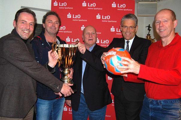 Alle Beteiligten hoffen wieder auf ein spannendes Turnier in der EWE-Arena