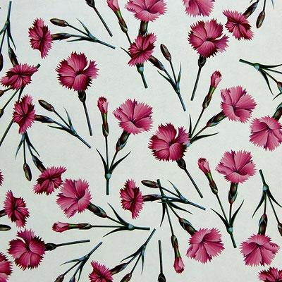 Florentiner Papiere: Blumen und Blüten - IT 303