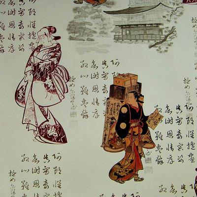 Florentiner Papiere: Japanische Kostüme - IT 915