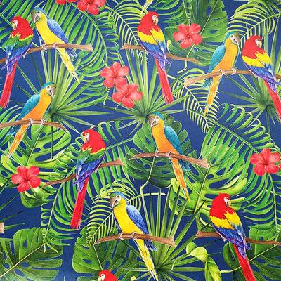 Florentiner Papiere: Papageien - IT 635