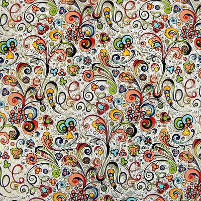 Florentiner Papier: Ornamente - IT 201