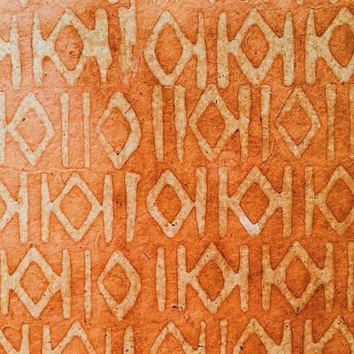 Batik Daphne Papier - LOK 403