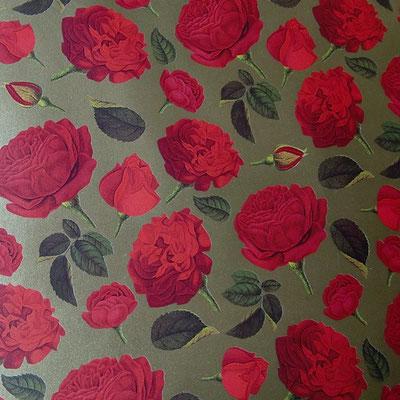 Florentiner Papiere: Blumen und Blüten - IT 319