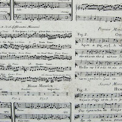 Florentiner Papiere: Musica - IT 503