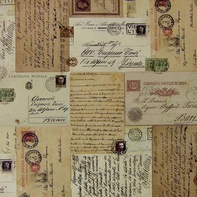 Florentiner Papiere: Scrittura
