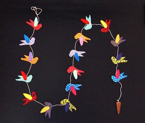 Vögel klein - Artikel-Nr GL25