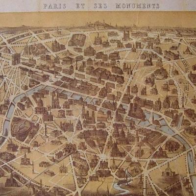 Florentiner Papiere: Paris Plan - IT 704