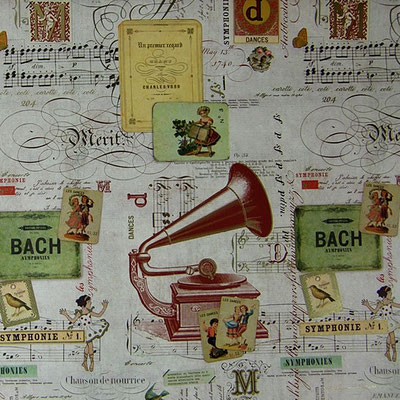 Florentiner Papiere: Musica - IT 516
