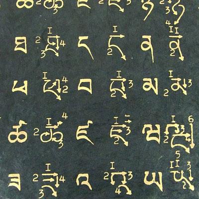 Daphne Papier, Nepal - LOK 191 (5,50€)