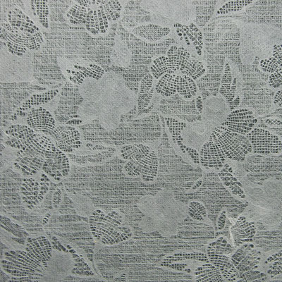 Kozo-Papier mit Spitze-Muster - KOZ 156