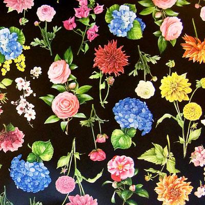 Florentiner Papiere: Blumen und Blüten - IT 317