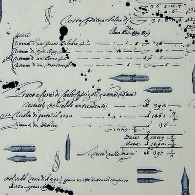 Florentiner Papiere: Scrittura - IT 417