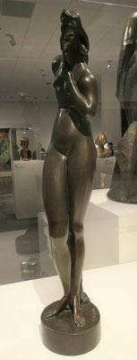 Alexander Archipenko, Stehende Figur, 1921, Neue Nationalgalerie Berlin