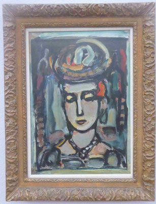 Georges Rouault, Kelvingrove Art Gallery and Museum, Glasgow, Schottland